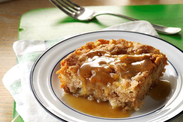 California: Chunky Apple Cake