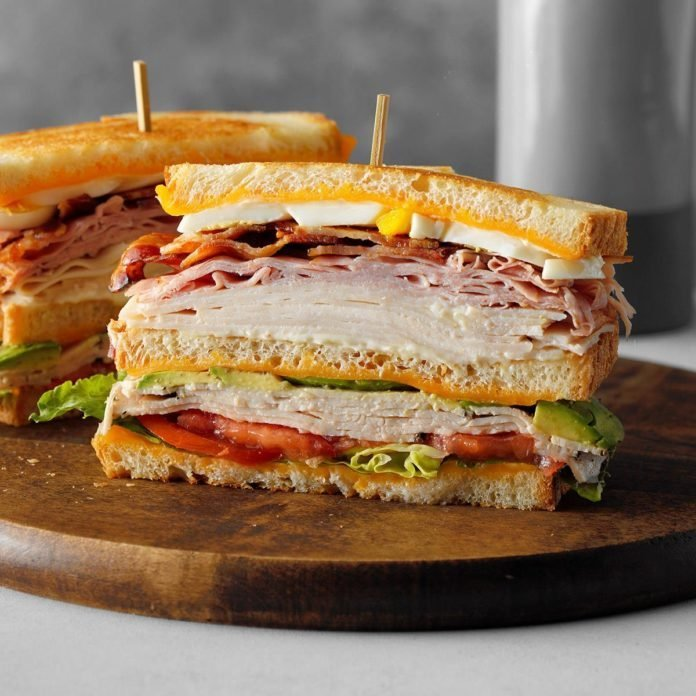 The Most Popular Sandwich From Every Decade