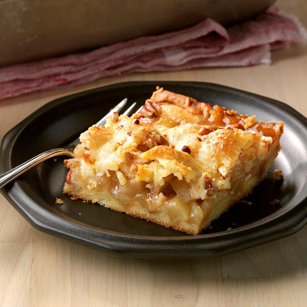 Cookie Crust Deep-Dish Apple Pie