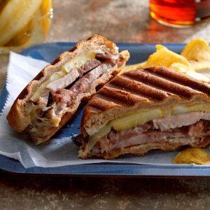 Rhode Island: Cuban-Style Pork Sandwiches