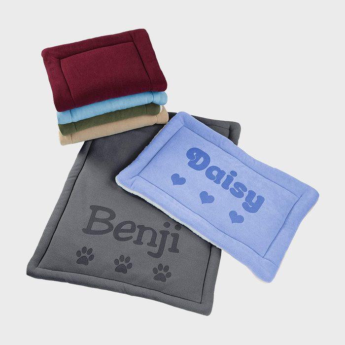 Custom Catch Personalized Dog Mat