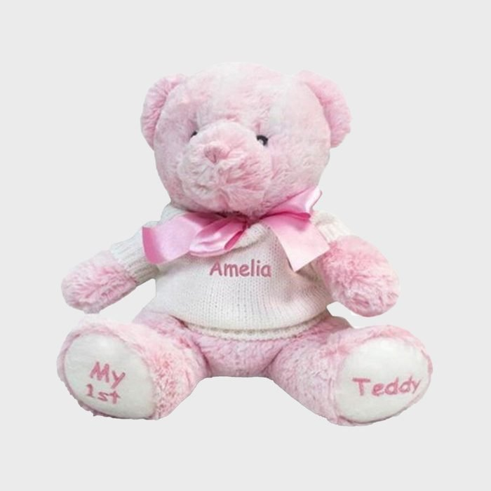 Dibsies Personalized My 1st Teddy Bear