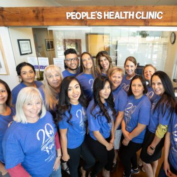 Community Health Hero: People's Health Clinic