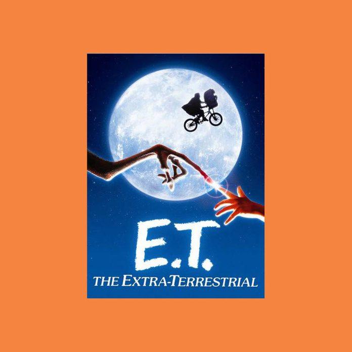 ET halloween movie