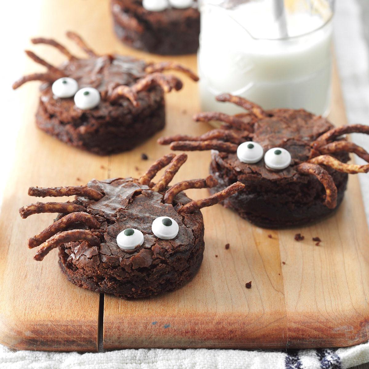 Missouri: Brownie Spiders