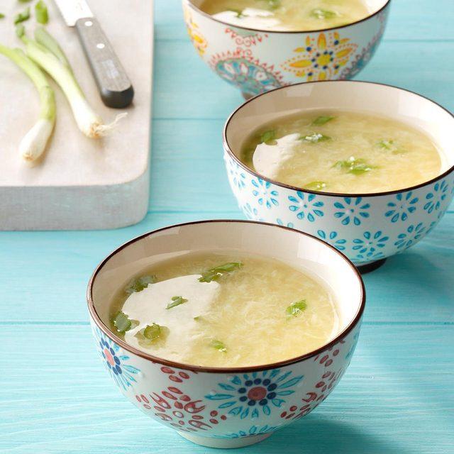 taste of home egg drop soup