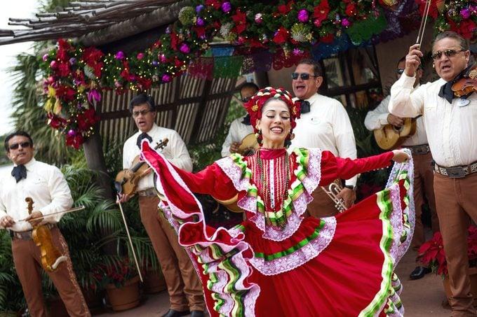 epcot festival of holidays