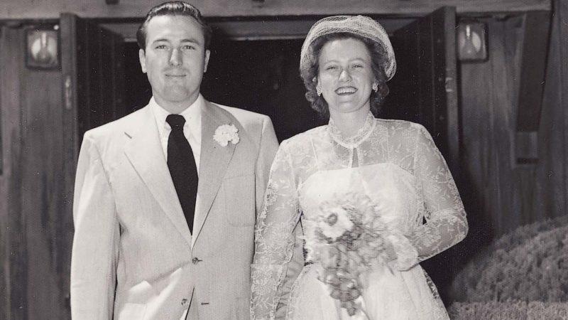 Vegas Wedding 1950s
