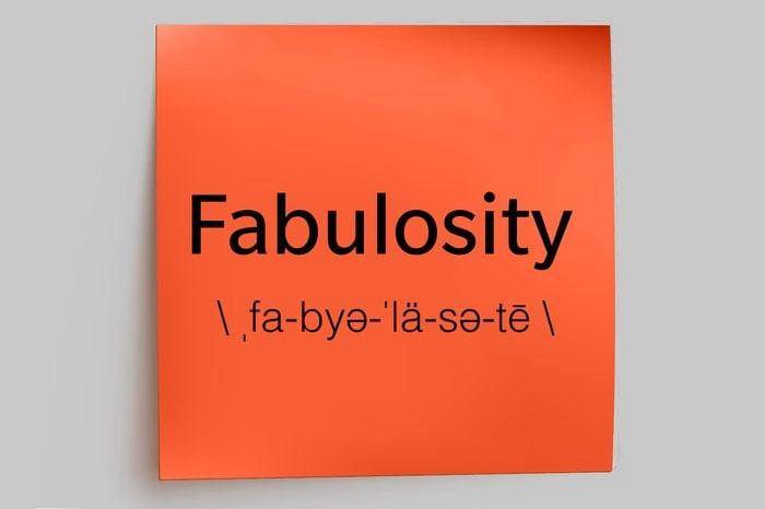 fabulostity sticky note