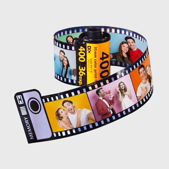 Film Roll Customized Keychain