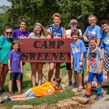 Community Health Hero: Camp Sweeney