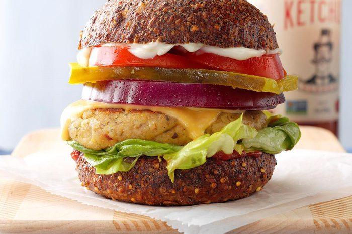 1980s: Veggie Burger