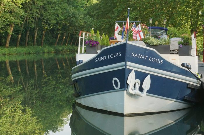 Gascony Saint Louis Boat