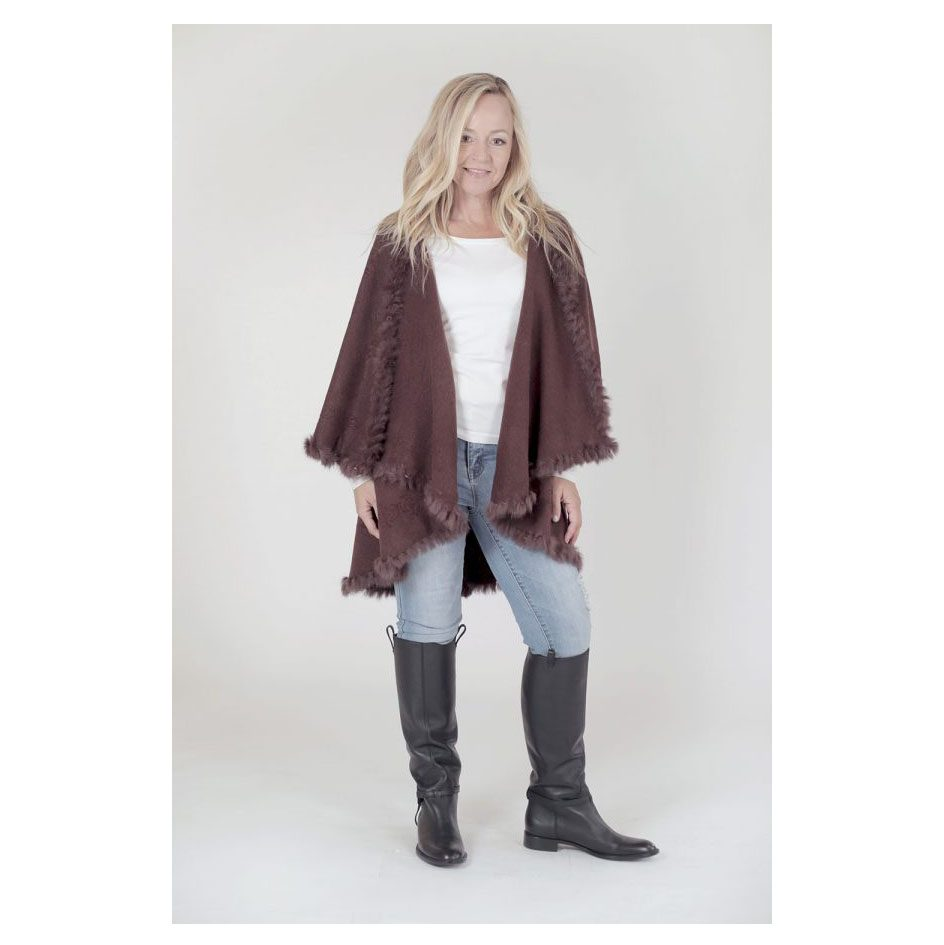 4 way shawl vest