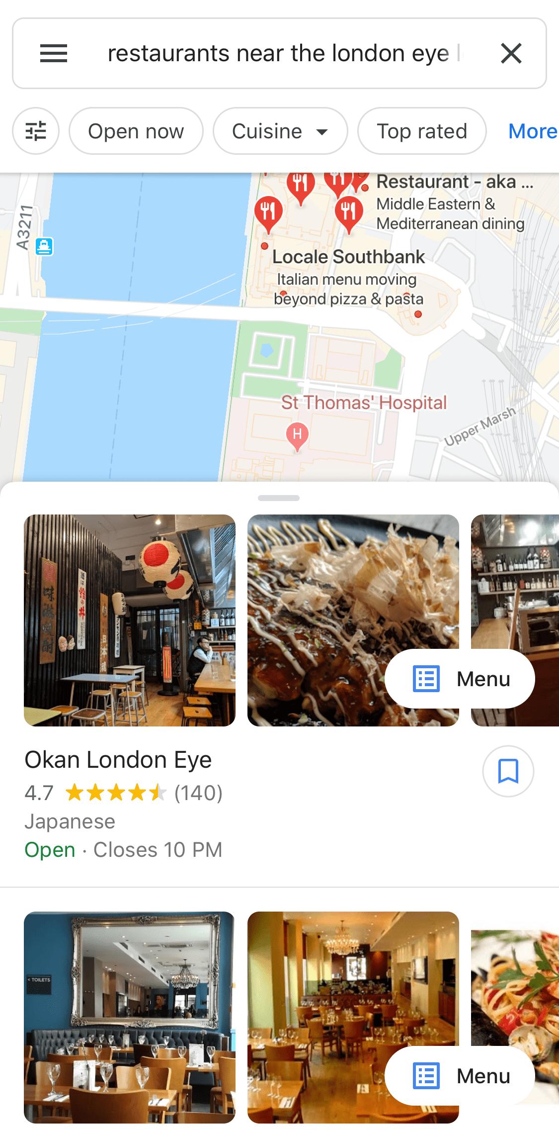 """google maps """"near"""""""