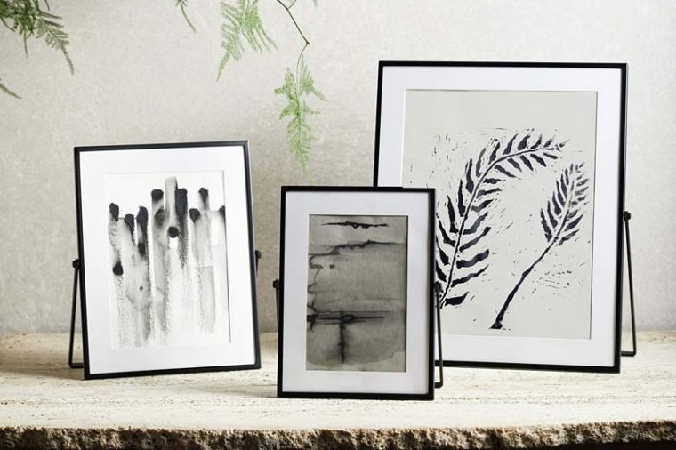 the white company picture frames