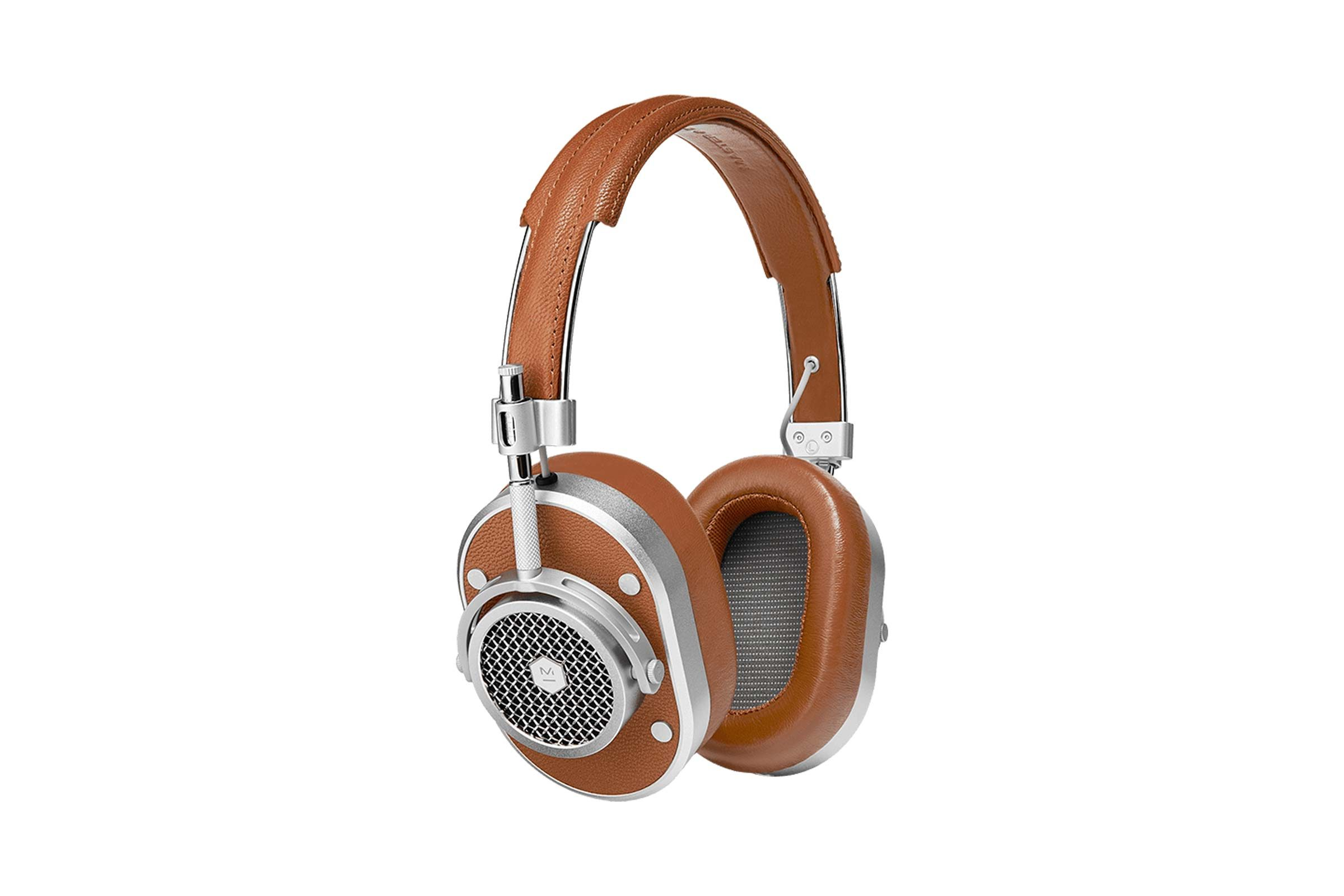 MH40 Noise Isolating Over Ear Headphones