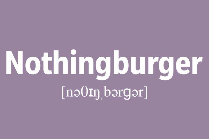 nothingburger