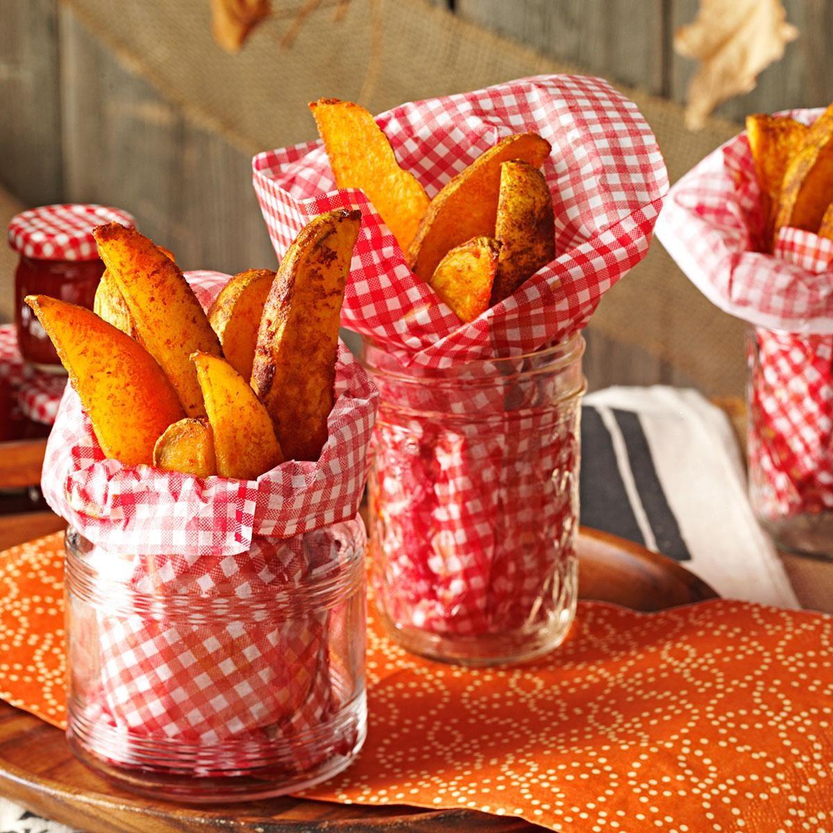 Pennsylvania: Oven Fries