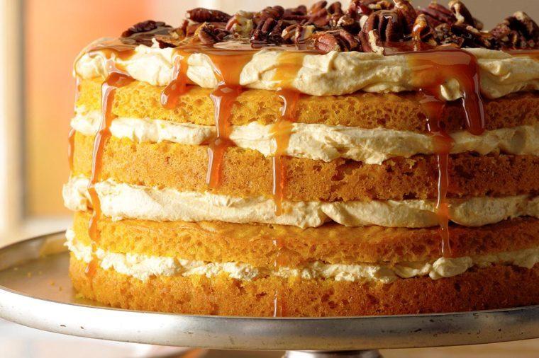 Ohio: Pumpkin Torte