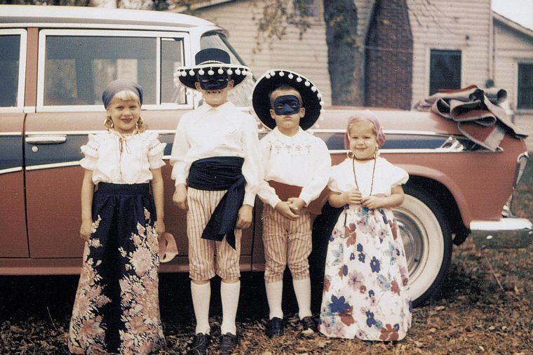 zorro and gypsies