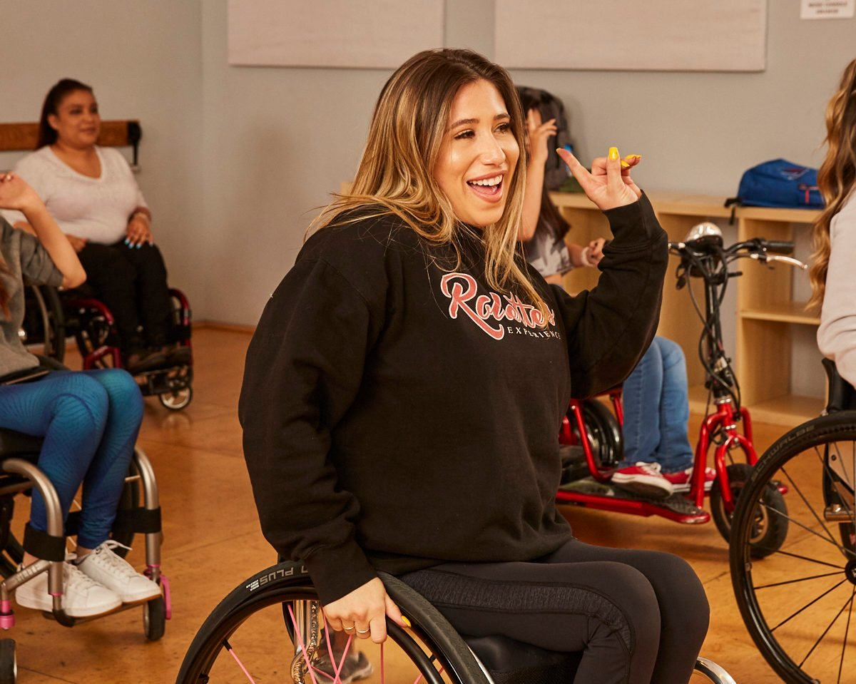 A Car Accident Paralyzed Her from the Waist Down, but That Didn't Stop Her from Fulfilling Her Dream of Dancing