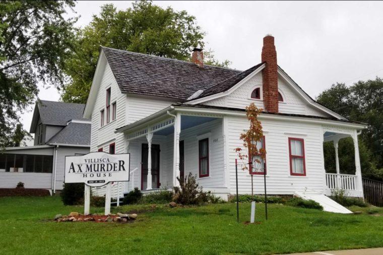 Iowa: Villisca Ax Murder House