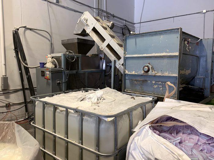 soap processing