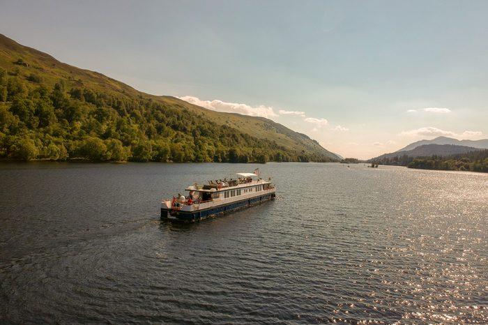 spirit of scotland cruise