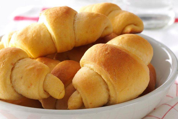 Nebraska: Sweet Potato Crescents