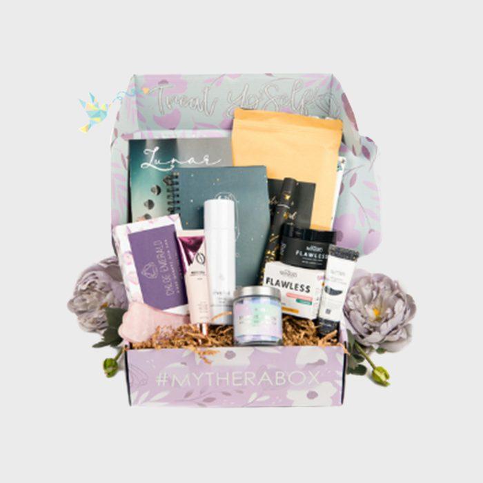 Therabox Self Care Subscription Box