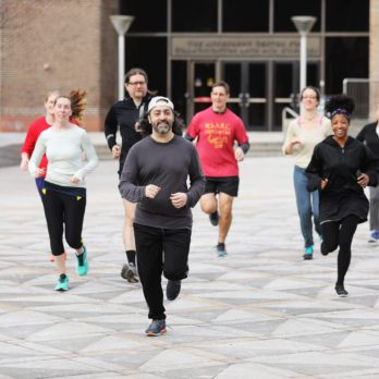 People Joined This Lunchtime Running Group to Stay Fit; Instead, They Helped Catch a Thief