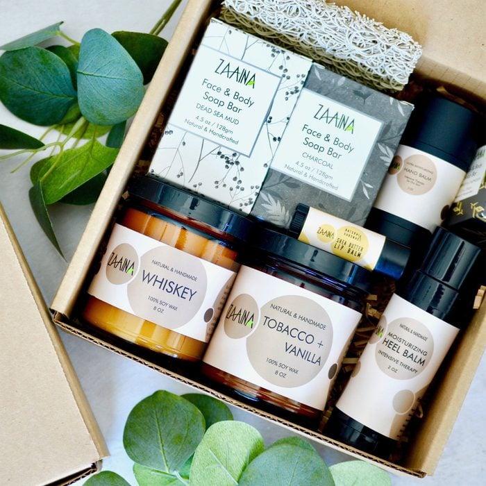 Zaaina Wellness Self Care Gift Set For Him
