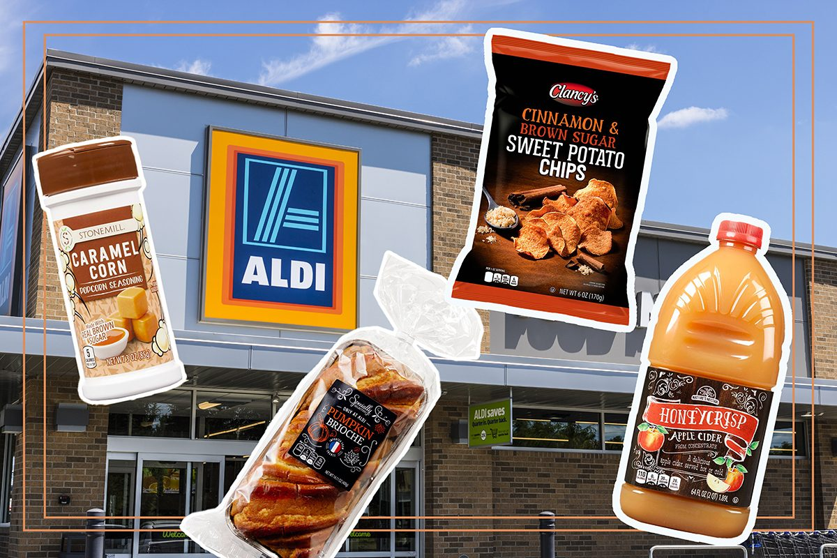 12 Aldi Finds to Put in Your Cart This October