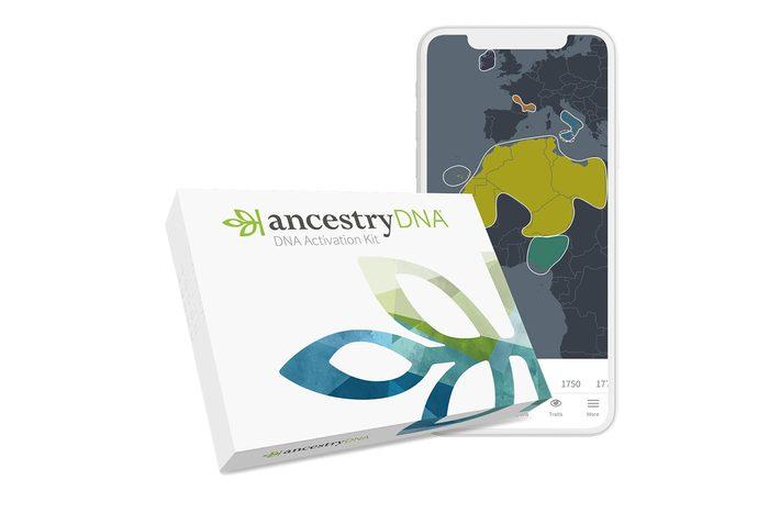 AncestryDNA Ethnicity Test