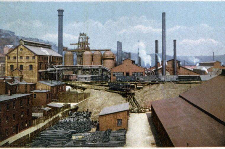 pittsburgh steel industry