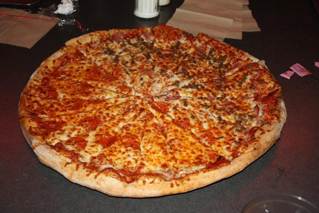 Texas: Big Lou's Pizza