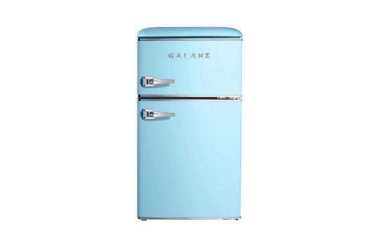 galanz mini fridge