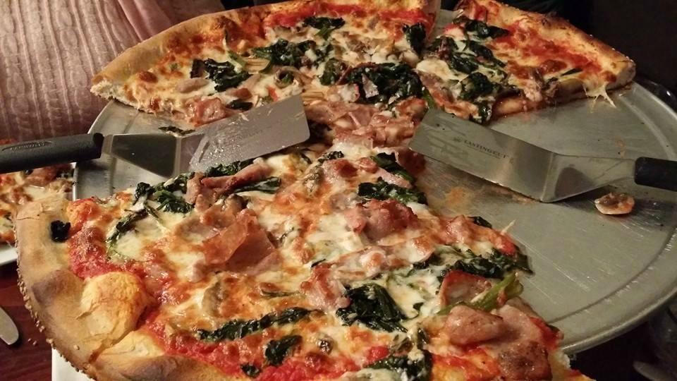 New Jersey: Brooklyn Square Pizza