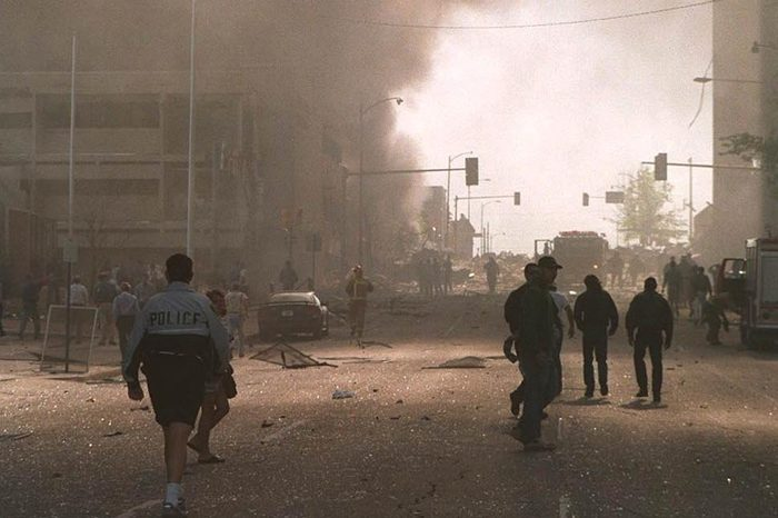 bombing in oklahoma city 1995