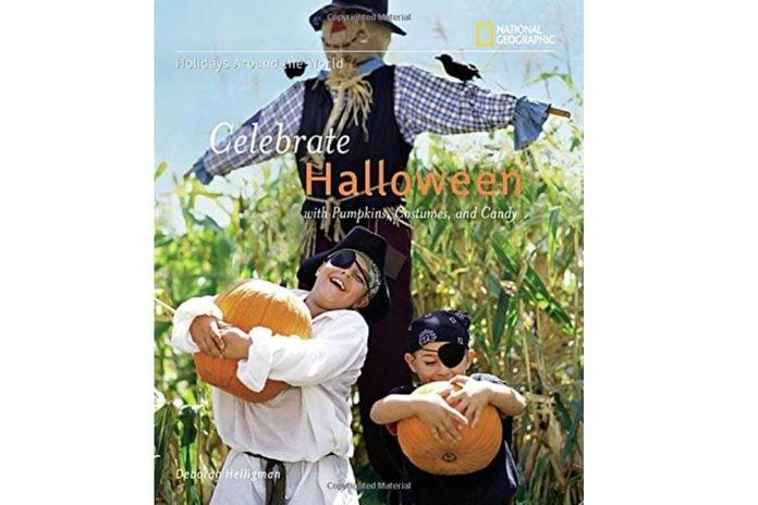 Holidays Around the World: Celebrate Halloween by Deborah Heiligman