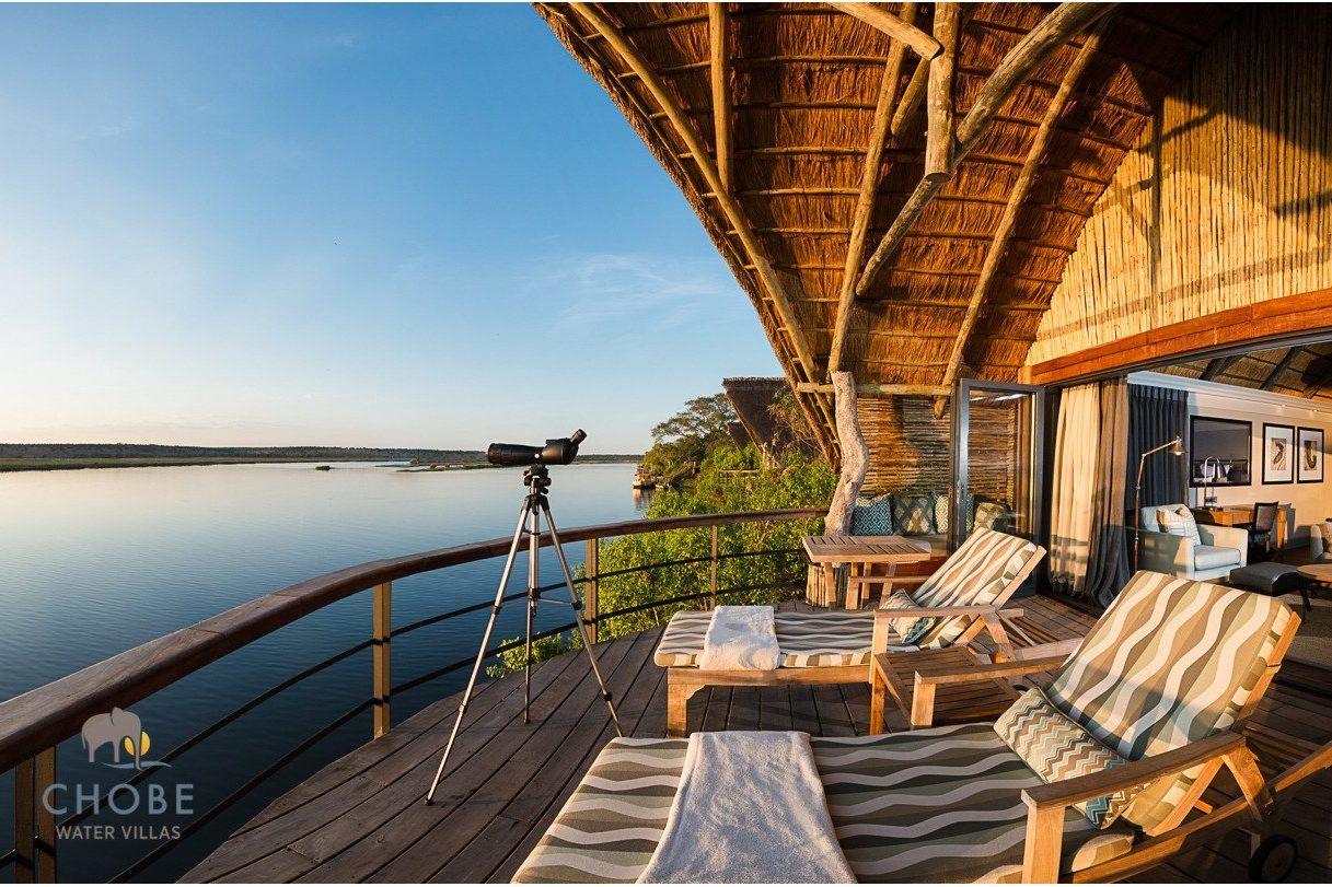 Chobe Water Villas in Namibia