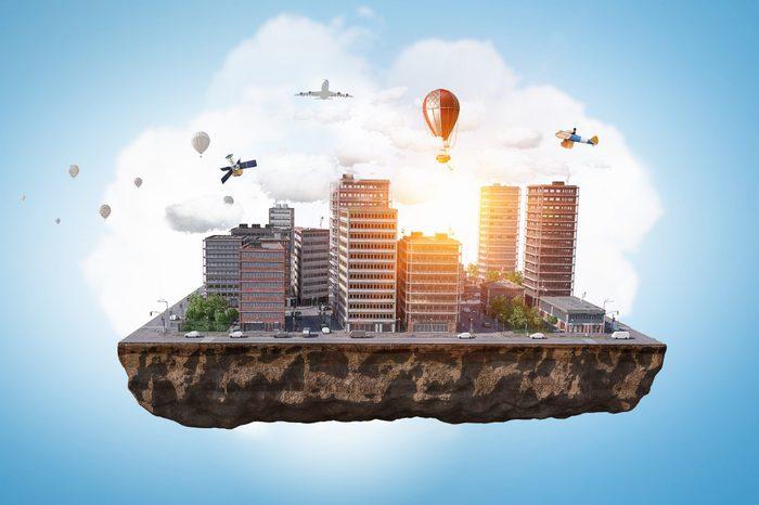 city/town economic growth