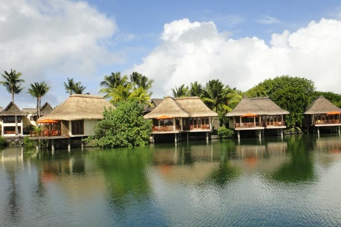 Constance Prince Maurice in Mauritius