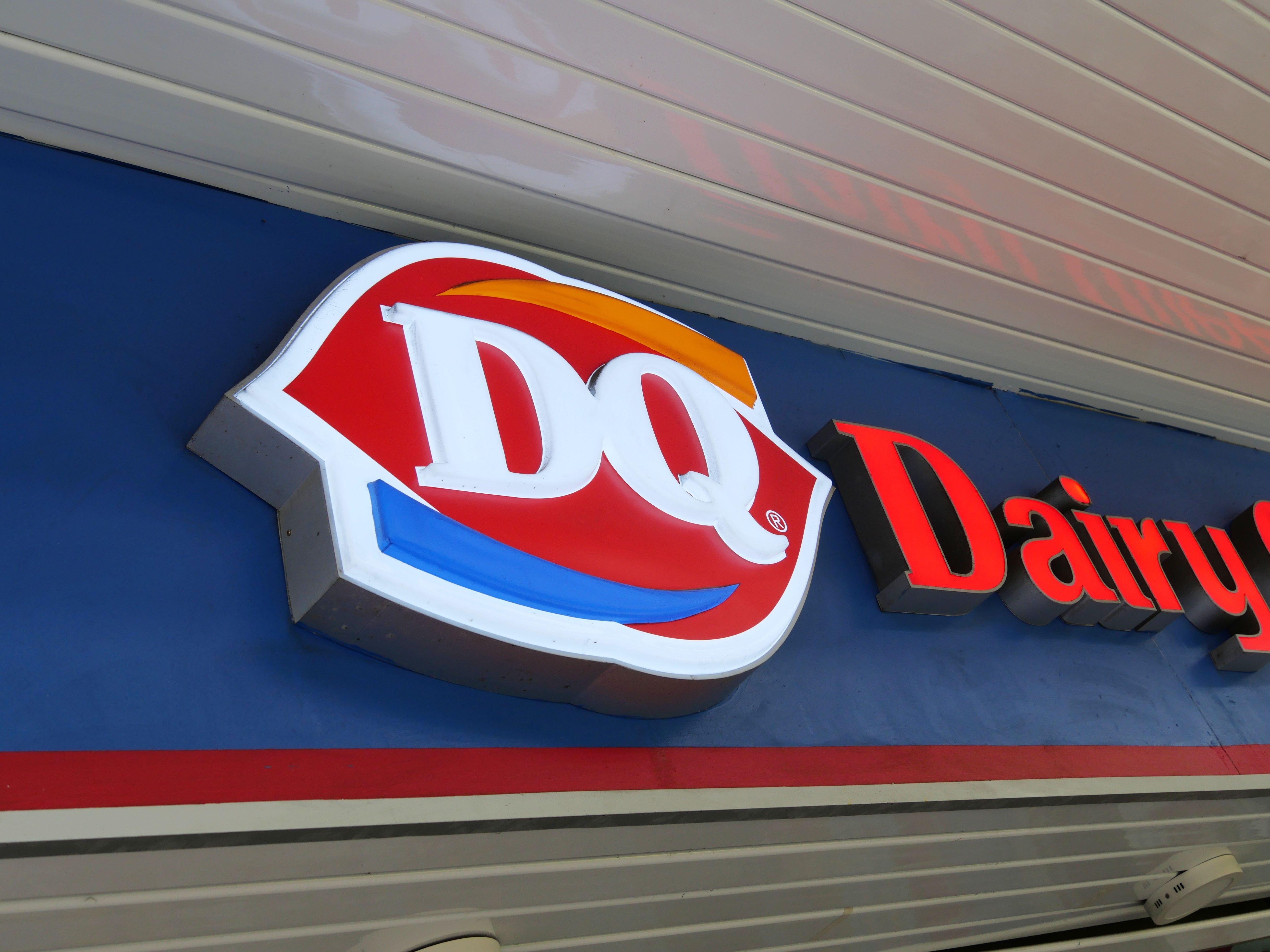 dairy queen storefront