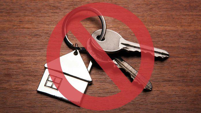 denied mortgage