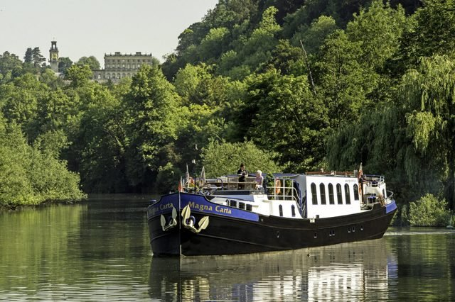 Magna Carta Boat, England