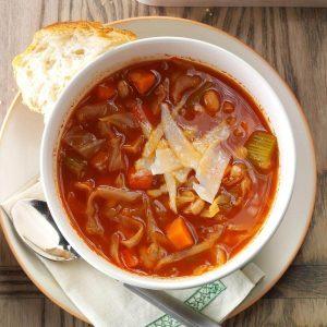 Iowa: Italian Cabbage Soup