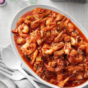 Maine: Italian Shrimp 'n' Pasta