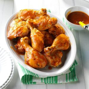 Washington: Slow Cooker BBQ Chicken